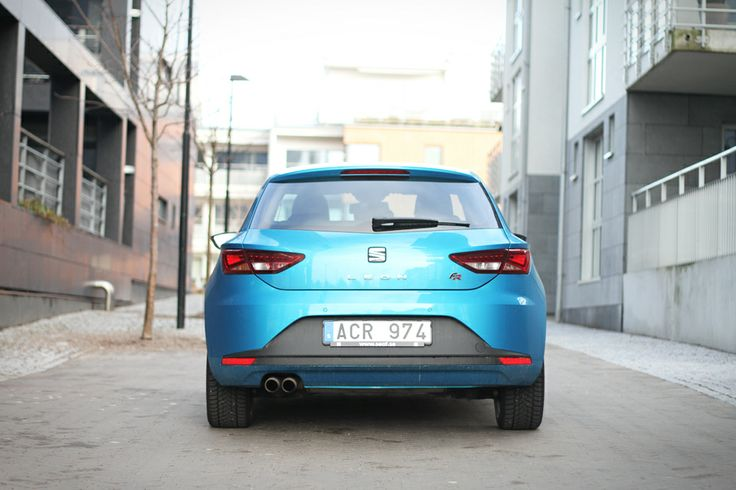 Photography by me, of Seat Leon SC which I test drove in the early 2014. #seat #leon #sc #seatleon #seatleonsc #car #cars