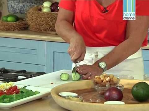 Sharon's Simple Stylish Meals - Series 2 Episode 4 http://youtu.be/-GmGoBd6ca0