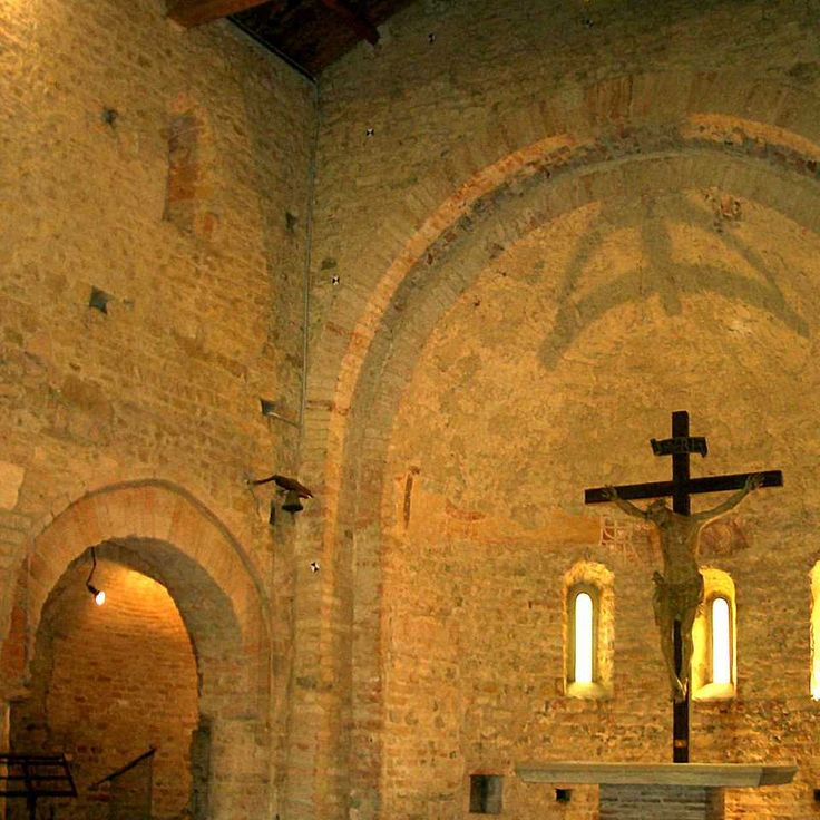 Pieve di Santa Maria a Viguzzolo (AL) - Info su storia, arte, liturgia e devozione sul sito web del progetto #cittaecattedrali