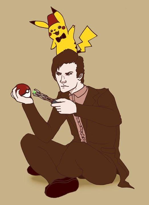 I like Pokemon. Pokemon are cool.