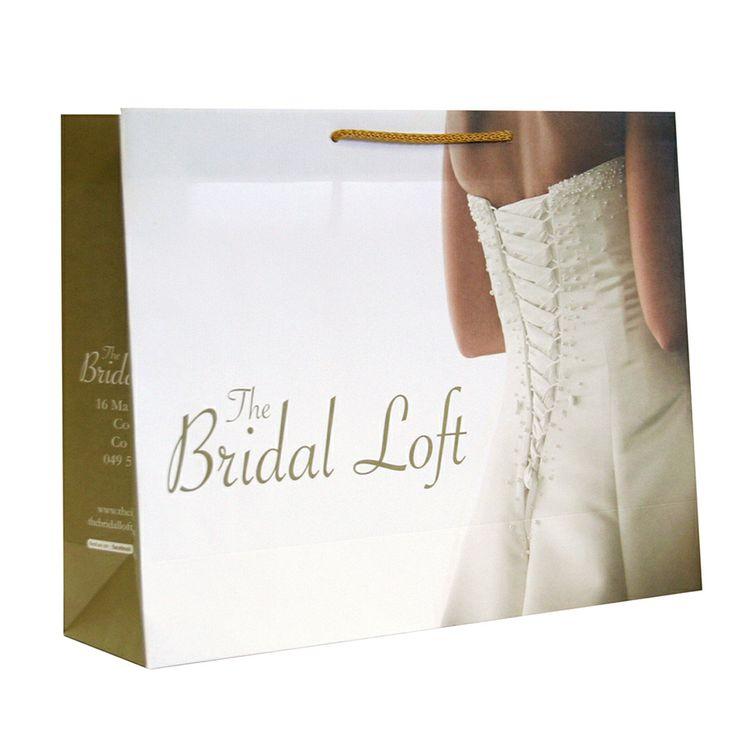 Printed Bag #Bridal #Store