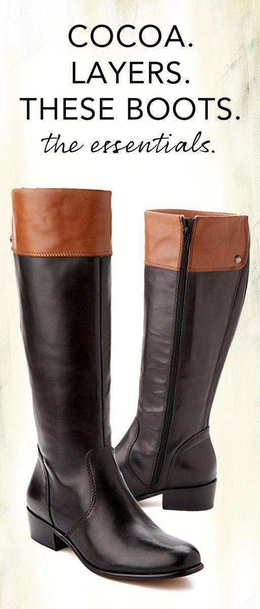 I reeeeaaallllly want these Rue La La boots!!!!