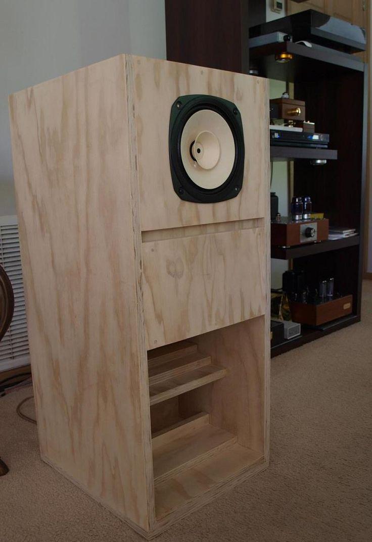 Skema box speaker woofer search results woodworking project ideas - Fostex Back Loaded Horn Loudspeaker Cabinets