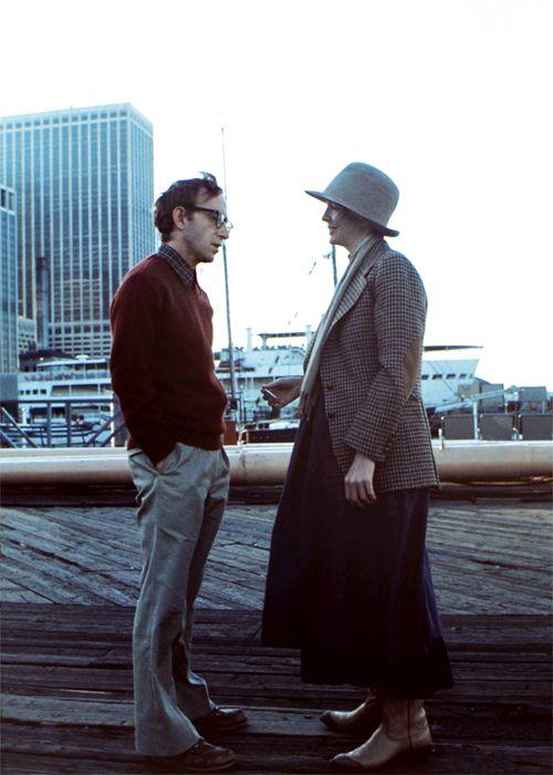 Annie Hall                         Diane Keaton & Woody Allen