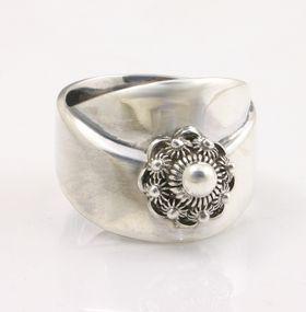 Zilveren Sieraden :: Zilveren Ring :: Zeeuwse Knoop :: Zeeuwse Knoop
