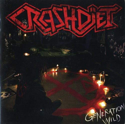 Crashdïet - Generation Wild 2010 Heavy Glam Rock