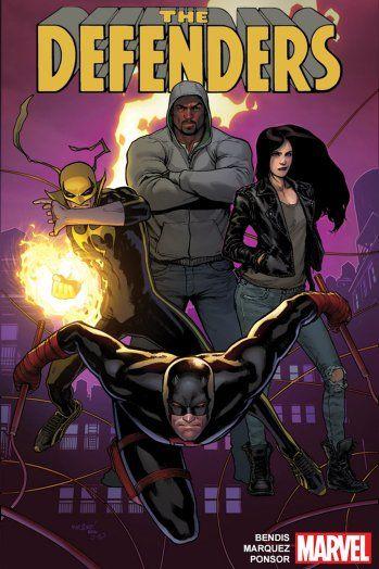 Daredevil, Luke Cage, Puño de Hierro y Jessica Jones vuelven a compartir aventuras en una serie propia