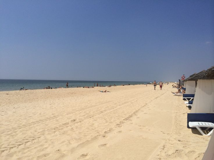 Every Friday should be like this. Tavira Island, Portugal.