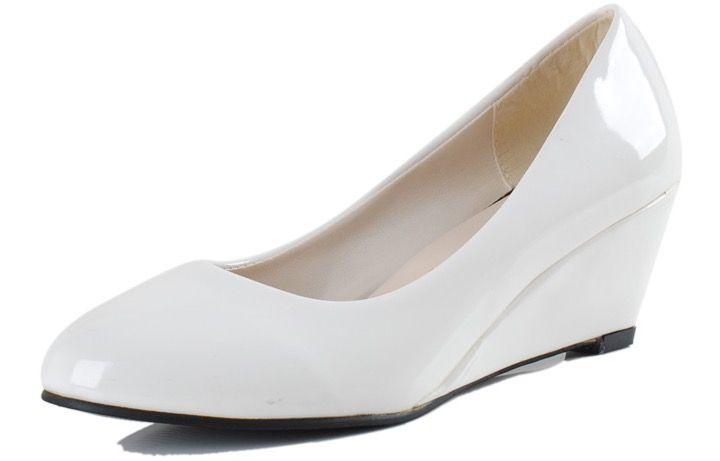 $8.36 (Buy here: https://alitems.com/g/1e8d114494ebda23ff8b16525dc3e8/?i=5&ulp=https%3A%2F%2Fwww.aliexpress.com%2Fitem%2F2016-New-Women-s-Wede-Pumps-white-black-red-color-sexy-5cm-heel-PU-material-shoes%2F32770352049.html ) 2017 New Women's Wede Pumps White Black Red Color Sexy 5cm Heel PU Material Shoes For Lady OL Lady Shoes .DFGD-01C3 for just $8.36