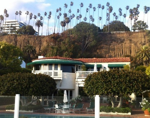Peter Lawford's infamous beach house (625 Palisades Beach ...
