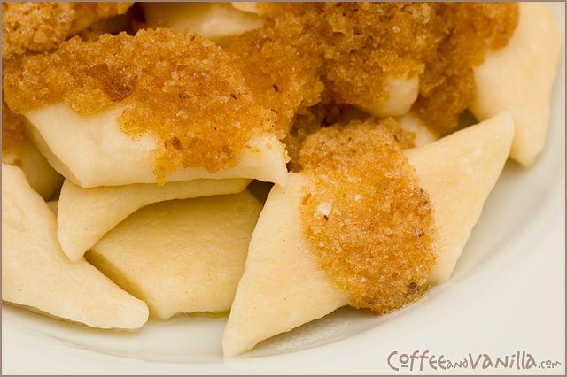 "Pierogi Leniwe (Polish ""Lazy"" Dumplings)"