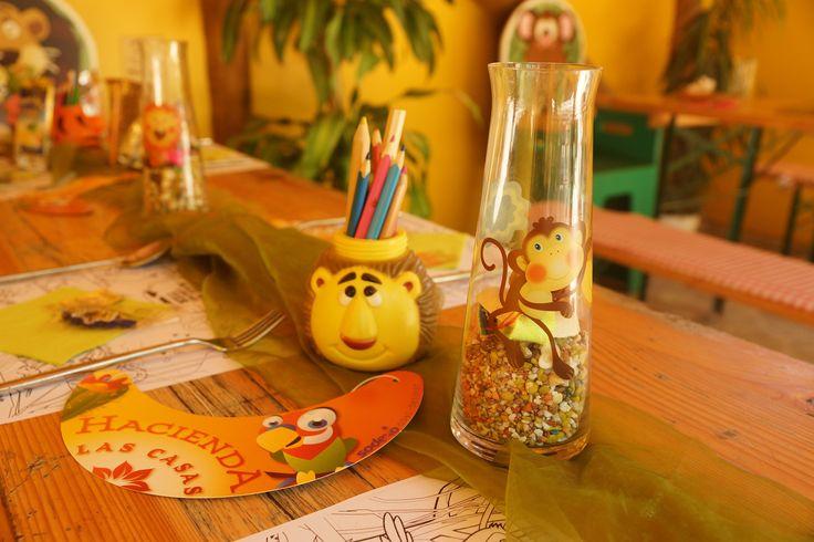 Hacienda Las Casas im Zoo Leipzig I Kindergeburtstag