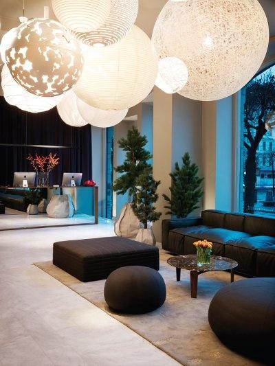 Nobis Hotel, Stockholm.   Lighting :-)