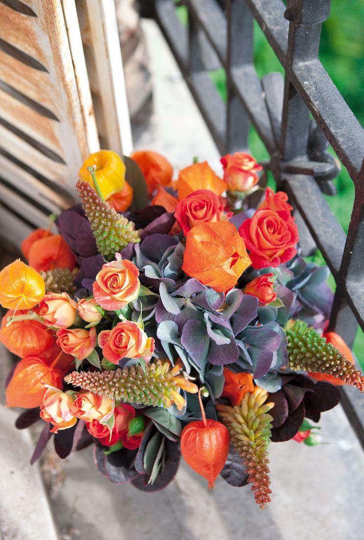 Des couleurs chaleureuse pour une ambiance automnale !
