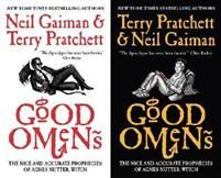 Good Omens: The Nice and Accurate Prophecies of Agnes Nutter, Witch  ood Omens…