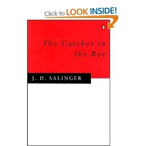 The Catcher in the Rye, really the first 'official' YA novel, before that meant it was looked down upon by the wider establishment.