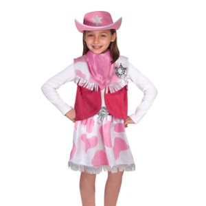 Sheriff Callie inspired costume: Doug Cowgirl, Play Sets, Birthday Parties, Cowgirl Birthday, Cowgirl Costumes, Plays Sets, Cowgirl Role, Melissa D'Arabian, Excited Role Plays