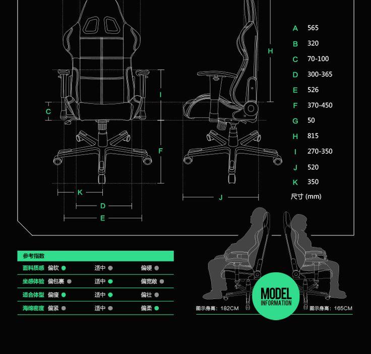 DXRACER FD0 jogos de computador cadeira giratória cadeira ergonômica para uso doméstico jogo de corrida em Cadeiras de escritório de Office & School Suprimentos no AliExpress.com   Alibaba Group