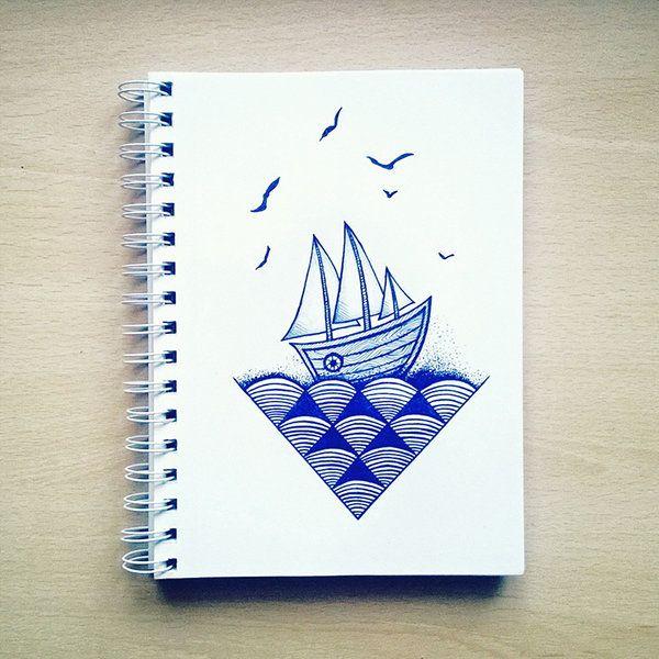 It takes an ocean not to break by eamanee.deviantart.com on @DeviantArt