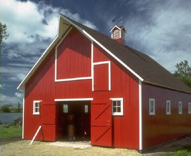 29 best Gambrel Barn Plans images on Pinterest | Garages