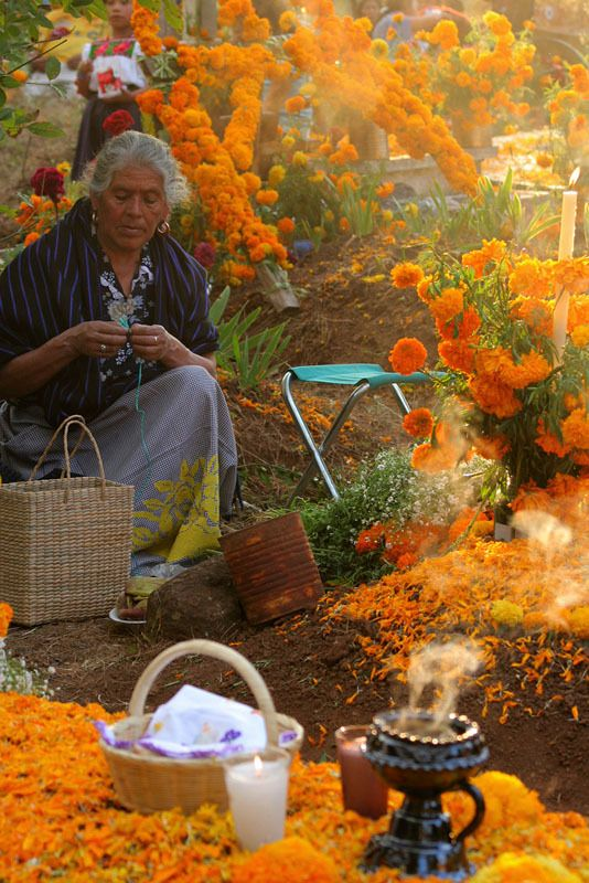 Days of the Dead, Mexico.