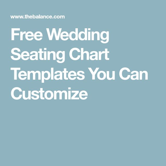 Best 25+ Free wedding templates ideas on Pinterest Diy wedding - free wedding seating chart templates