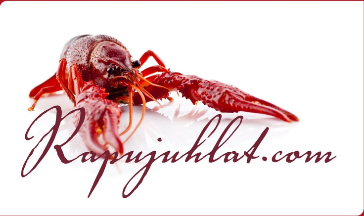 Crayfish parties - all the info you need.