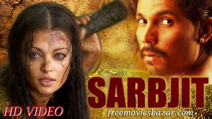 Sarbjit 2016 Full Movie Bluray 720p Download Free & Watch The Latest Movie Sarbjit Online Now.The film directed by Omung Kumar.   #Sarbjit #AishwaryaRai #RandeepHooda #OmungKumar #DarshanKumaar