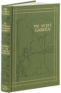 The Secret Garden was inspired by the walled gardens of Great Maytham Hall in Kent, England, where the author lived for a time