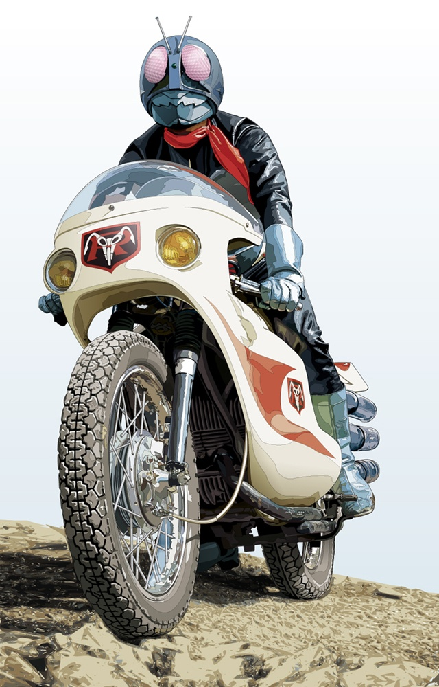 :: free the wheels ::: Kamen Rider