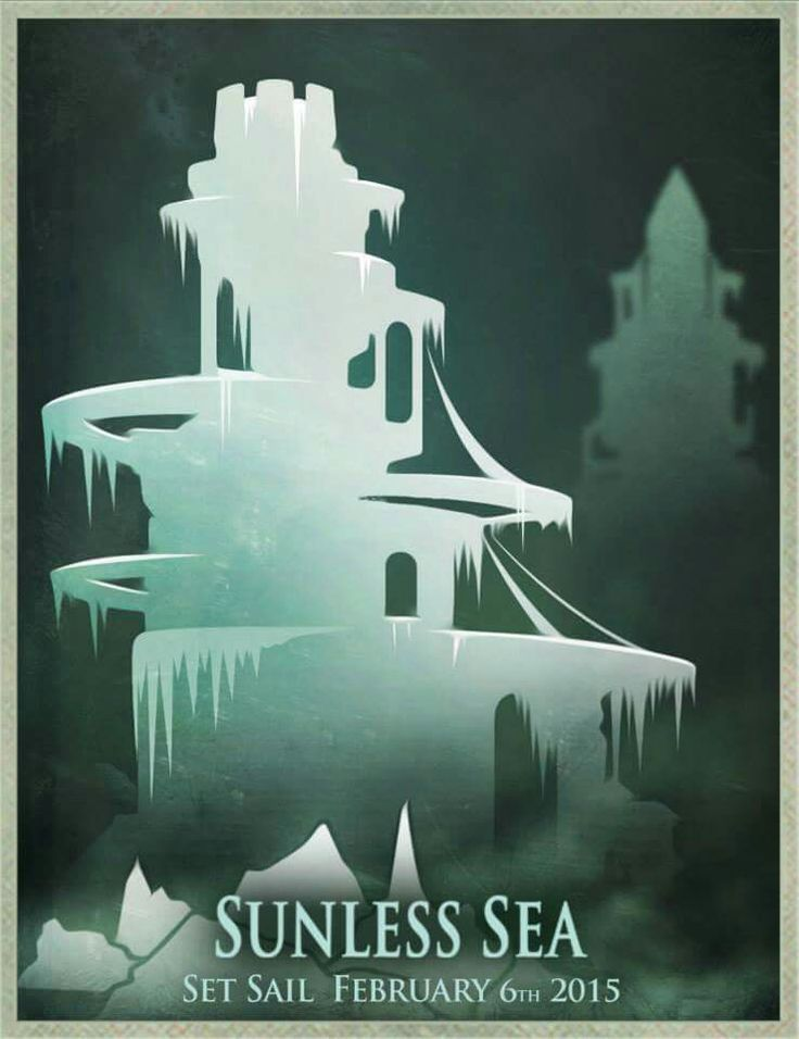Sunless Sea                                                                                                                                                                                 More