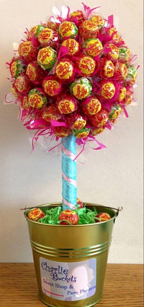 Arbre de bonbons anniversaire !