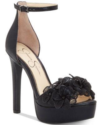 818bf7566d1 Jessica Simpson Mayfaran Platform Dress Sandals