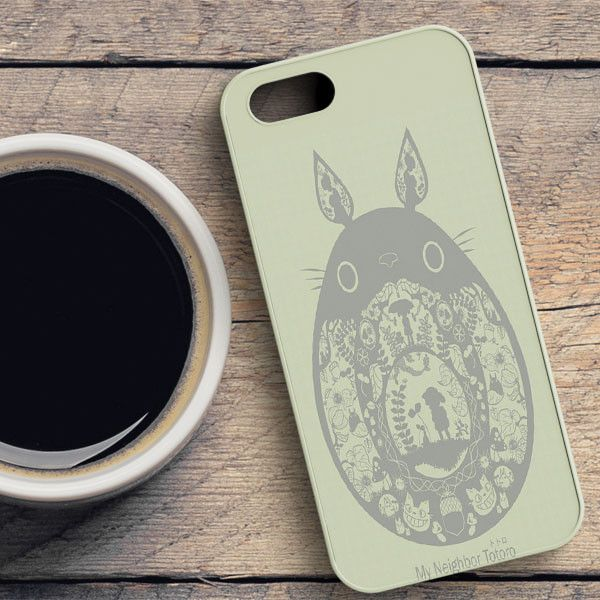 Totoro Face Samsung Galaxy S7 Edge Case | casefantasy