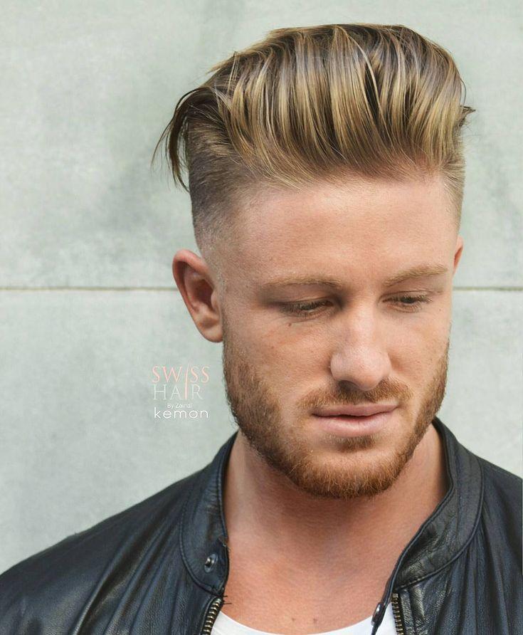101 Best Mens Hair Images On Pinterest Hairstyles Bearded Men