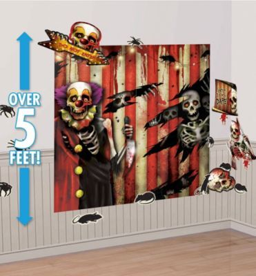 22 best Halloween 2015 images on Pinterest Halloween 2015, Creepy - halloween scene setters decorations