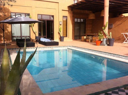 HouseTrip.com – Villa 3 chambres sur Golf