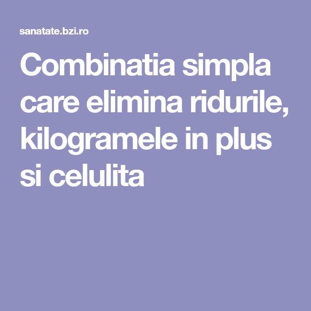 Combinatia simpla care elimina ridurile, kilogramele in plus si celulita