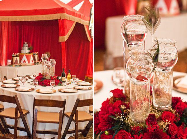 25 best ideas about goldfish centerpiece on pinterest for Fish centerpieces wedding receptions