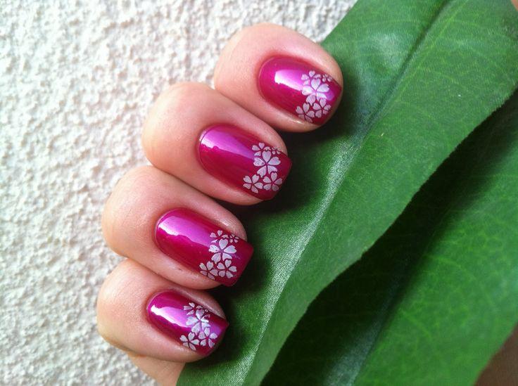 Mejores 34 imágenes de Nails en Pinterest   Cuidado de las uñas ...
