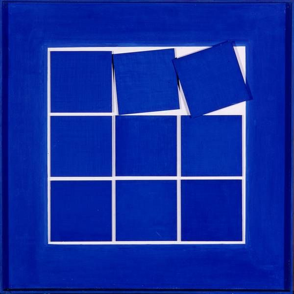 Gallery of Contemporary Art  H Stazewski nº 15 1971