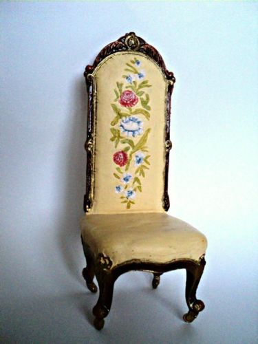 TAKE-A-SEAT-BY-RAINE-MINIATURE-DOLLS-HOUSE-CHAIR
