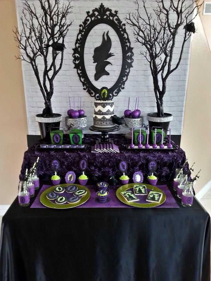 maleficent party - Google Search