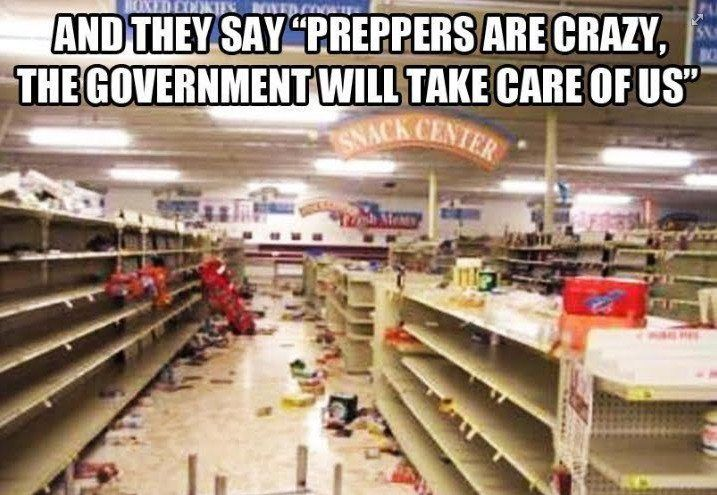 """preppers 