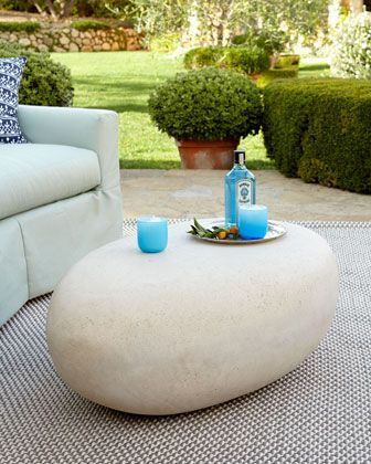 Riverstone Outdoor Table