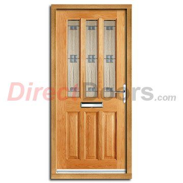 fully glazed external hardwood doors. chateaux external oak door and frame set with regal double glazing fully glazed hardwood doors