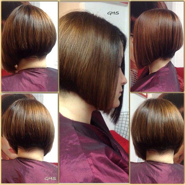 From Instagram. #bobhaircut #Bobhairstyle #bobhair #hairdo #hair#cabello#jj #hairdresser #hairsalon #girls #chicas #people #teenager #cortedepelo #cortebob #estilodepelo#instamoda #sexyhair