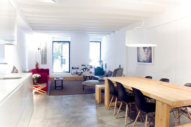vivienda reforma loft gracia barcelona 01