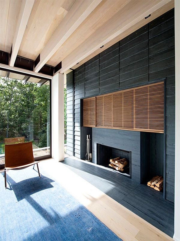 Modern Architectural Fireplaces