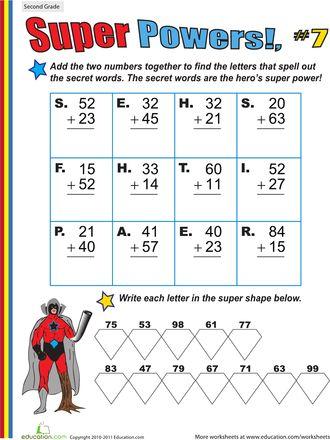 super math worksheets addition super teacher worksheets thousands of printable activities1000. Black Bedroom Furniture Sets. Home Design Ideas